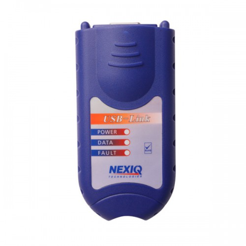 2020 Top NEXIQ 125032 USB Link + Software Diesel Truck Diagnose Interface and Software with All Installers for Trucks