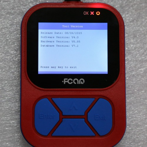 F502 Heavy Duty Truck Code Reader for J1939 and J1708 Truck Scanner ship to Only USA/CA