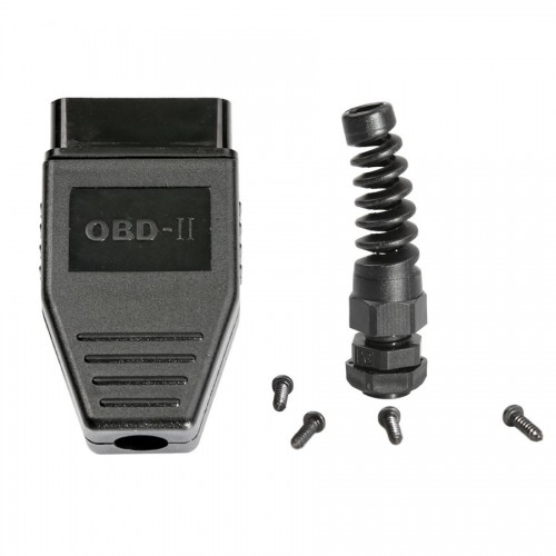 Universal OBD2 16Pin Connector cable free shipping