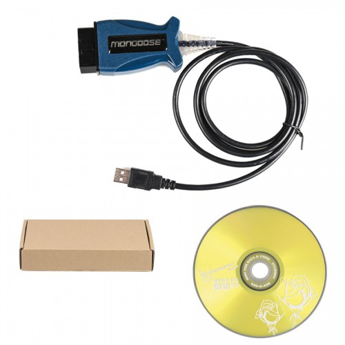 (Hot sale) Mangoose Pro GM 2 Cable Supports GDS2 for Global Vehicle Diagnostics (US Ship No Tax)