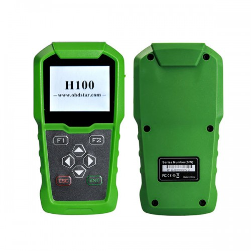 (US/UK Ship No Tax) Top OBDSTAR H100 H-100 Ford Mazda Auto Key Programmer Supports 2017/2018 Models like F150/F250/F350