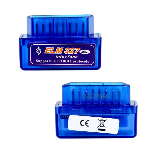 MINI ELM327 Bluetooth OBD2 V2.1 (US Local Shipping)