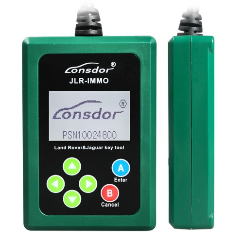 Lonsdor JLR-IMMO JLR Doctor Key Programmer by OBD Newly Add KVM and BCM Free Update Online for Jaguar and LandRover(JLR)