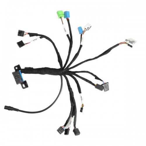 EIS ELV Test cables for Mercedes Works Together with VVDI MB BGA TOOL/ CGDI Prog MB (Five in 1)