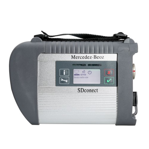 New Arrival MB SD C4 Connect Compact 4 Star Diagnosis V2020.3 with Software