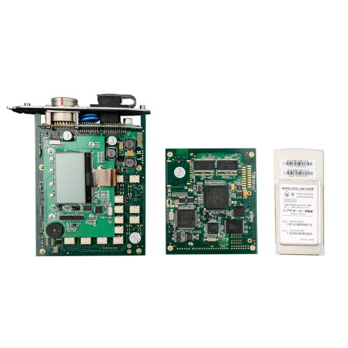 New Arrival MB SD C4 Connect Compact 4 Star Diagnosis V2019.12 with Software