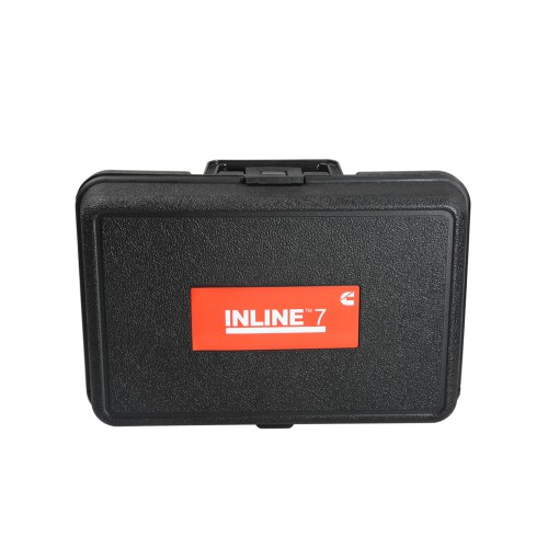 2019 Cummins INLINE 7 Data Link Adapter with Insite V8.5.0.57 Multi-language Software Truck Diagnostic Tool Works with WIN7 WIN10