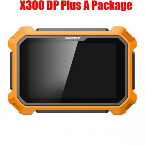 Original OBDSTAR X300 DP PLUS A Configuration Standard Package Immobilizer+Special function (UK Ship No Tax)