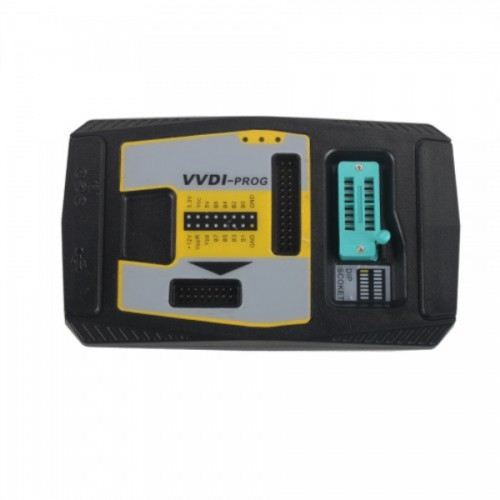 Original V4.8.9 Xhorse VVDI PROG Programmer with M35160WT Adapter Free Shipping by DHL