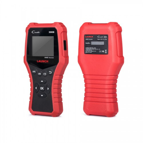 LAUNCH OBD2 CR3008 Universal full OBD 2 Engine Code Reader Scan tool (UK Ship No Tax)