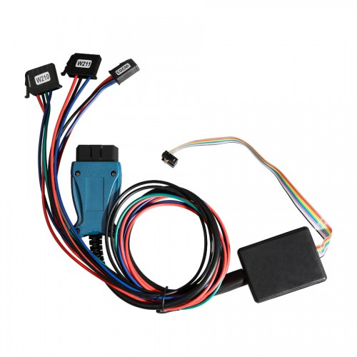 AK500 Plus Key Programmer For Mercedes Benz With EIS SKC Calculator