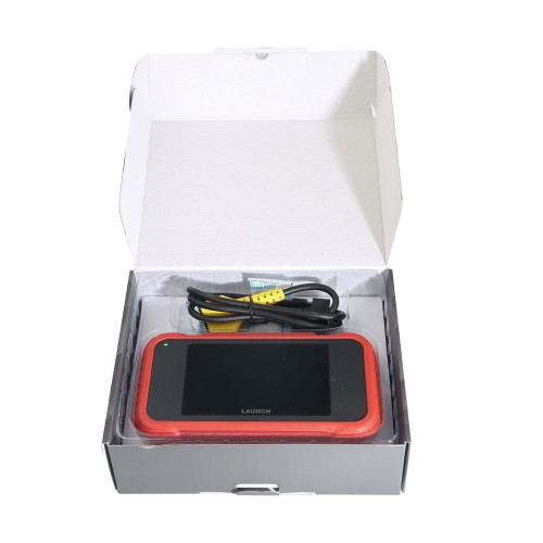 Original Launch CRP123E OBD2 Code Reader Diagnostic Tool for Engine/ABS/SRS/Transmission Tests (US Ship No Tax)