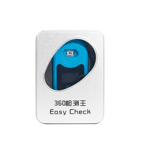 2020 New CK360 Easy Check Remote Control Remote Key Tester for Frequency 315Mhz-868Mhz & Key Chip & Battery 3 in one