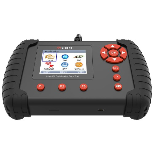 VIDENT iLink450 ABS&SRS reset /DPF/Battery Configuration Full Service Tool (UK/US Ship No Tax)