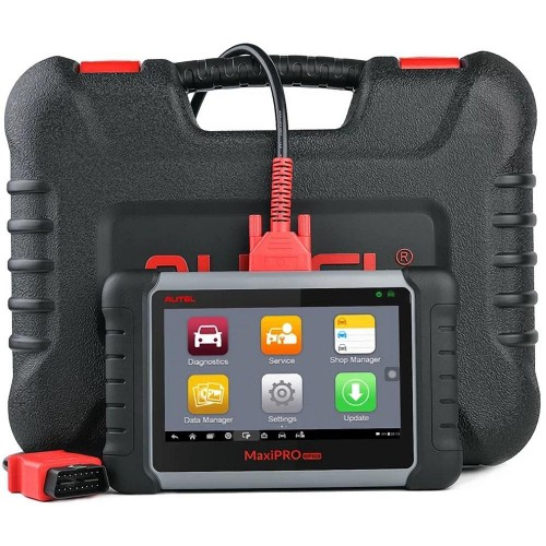 [Ship from US/UK] Autel MaxiPro MP808K Diagnostic Tool MP808 OBD2 Scanner with Bi-Directional Control Key Coding (Same as DS808)