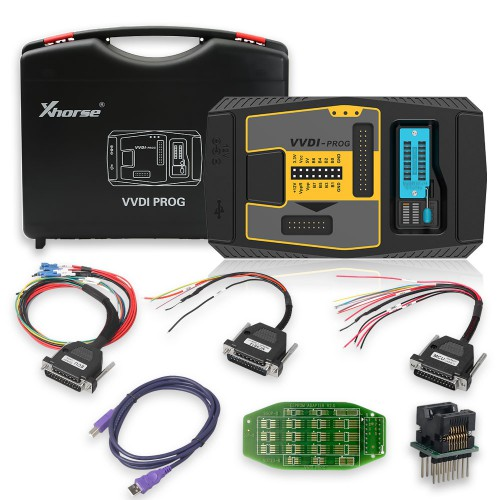 (Special Offer) Original V4.9.2 Xhorse VVDI PROG Programmer Free Shipping by DHL (US/UK Ship No Tax)
