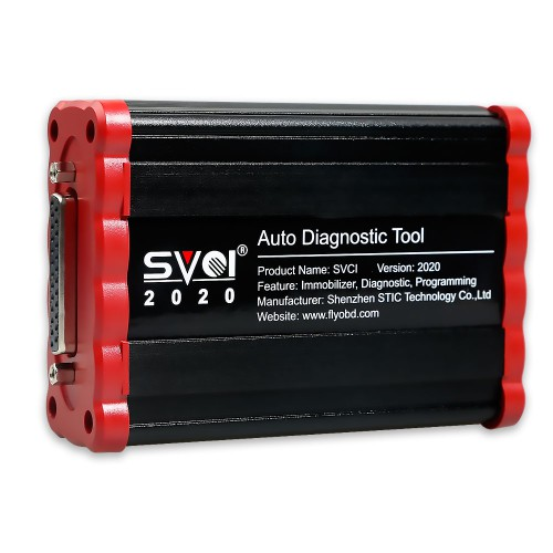 (UK Ship No Tax) Original SVCI 2020 ABRITE Commander Full Version Auto Diagnostic Tool the updated version of SVCI 2018