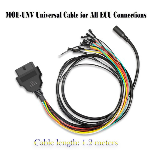 (UK/Czech Ship) MOE Universal Cable for All ECU Connections