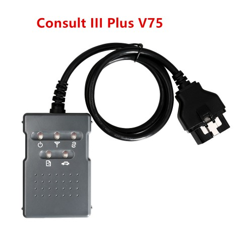 Consult 3 Plus Consult III V75 For Nissan Diagnostic and Programming Tool Supports Vehicles till Year 2018
