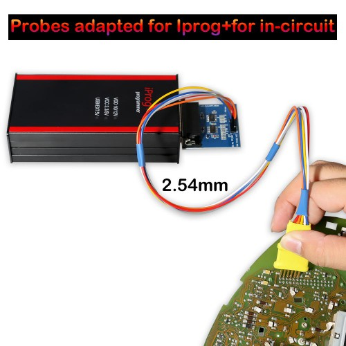 Probes Adapters for IPROG+ Xprog Program for in-circuit