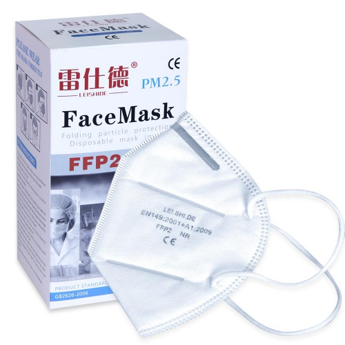 Best 50pcs KN95 FFP2 Face Mask 5 layers of Protection CE Certified Personal Protection Free Shipping with CE + FDA+ test report