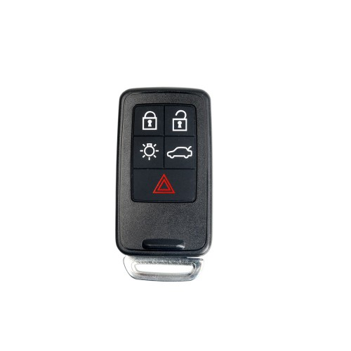 4+1 Button Smart Key for Volvo 434Mhz FCC ID:KR55WK49264