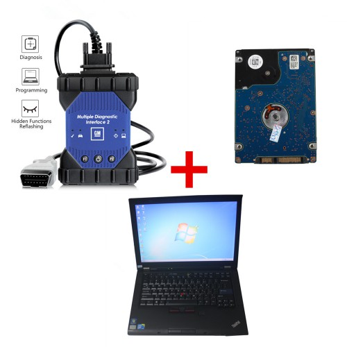 [7% Off $398] V2020.3 WIFI GM MDI 2 with GDS2 Tech2Win Software Sata HDD from 1996 to 2020 with Lenovo T410 Laptop 4GB Software Installed Ready to Use