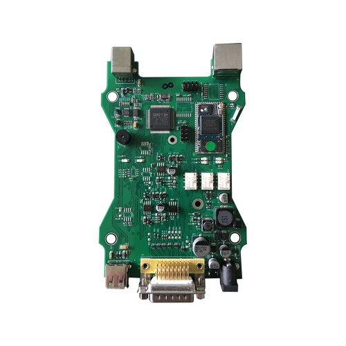 Wifi BEZN C6 OEM DOIP Xentry Diagnosis VCI Multiplexer Without HDD