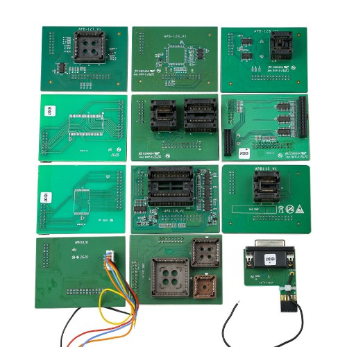 Original Autel IMKPA Expanded Key Programming Accessories Kit Work With XP400PRO/ IM608Pro