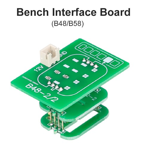 Yanhua ACDP BMW B48/B58 Interface Board for B48/B58 ISN Reading and Clone via Bench Mode