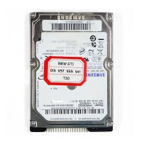 Newest Hard Disk for BMW OPS GT1 DIS V57 SSS V41 Fit IBM T30