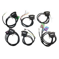 Full Cables Set for Digiprog III Digiprog 3 Odometer Programmer