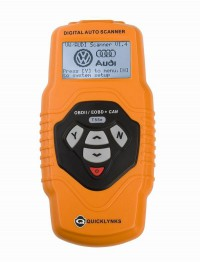Multilingual OBDII Scanner T55 updatable