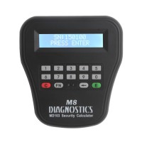 MD103 Security Calculator of The MVP Key Pro M8 Auto Key Programmer