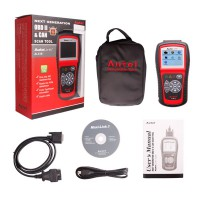 Original Autel AutoLink AL519 NEXT GENERATION OBDII&CAN SCAN TOOL (US/UK Ship No Tax)