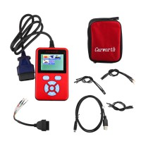 Carworth C100-C Universal OBDII Gasoline Scanner for Europe/USA/Asia Car Models