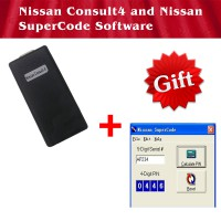 Consult 4 FOR Nissan Plus for Nissan SuperCode Software