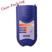 [DHL Free Ship] Case Packing Best NEXIQ 125032 USB Link + Software Diesel Truck Diagnose Interface and Software with All Installers