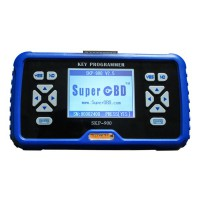 New Arrival SuperOBD SKP-900 SKP900 Hand-held OBD2 Auto Key Programmer Portuguese Version