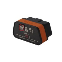 Newest Vgate iCar 2 Bluetooth Version ELM327 OBD2 Code Reader iCar2 for Android/ PC (Six Color Available)