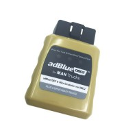 AdblueOBD2 Emulator for MAN Trucks Plug and Drive Ready Device by OBD2