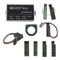 MB EIS Test Platform Fast Check New and Old EIS