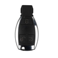 3Button Remote Key with infrared 433mhz for Mercedes Benz 2006-2010 work with VVDI BGA TOOL