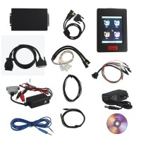 New Genius & Flash Point K-Touch K Touch OBDII/BOOT Protocols Hand-Held ECU Programmer Touch MAP with Free ecm1.61 and winols 2.24