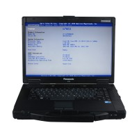 Second Hand Panasonic CF52 Laptop for MB star C3/C4/C5/C6/MDI/ICOM (No HDD included)