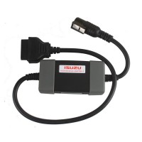 ISUZU DC 24V Adapter Type II for GM Tech2 Scanner