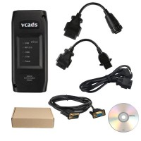 V2.40 VCADS Pro Truck scanner for Volvo Truck Diagnostic Tool (US/UK Ship No Tax)
