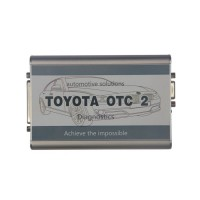 V12.0 TOYOTA OTC 2 for all Toyota and Lexus Diagnose and Programming