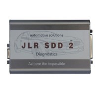 JLR SDD2 V153 for Landrover and Jaguar Diagnose and Programming Tool After 2010