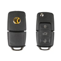 XKB501EN XHORSE VVDI2 Volkswagen B5 Type Special Remote Key 3 Buttons (Independent packing)